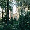 St. John's in the Wilderness Church, Flat Rock, NC  4-9-04