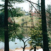 Far View of Carl Sandburg's Home - Flat Rock, NC  4-9-04