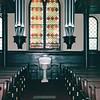 Chapel - St. John's in the Wilderness Church, Flat Rock, NC  4-9-04