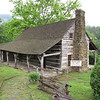 Gunter Cabin - Fontana Village Resort in Smoky Mountains, Fontana Dam, NC<br /> Built in 1875 by Jessie Cornwell Gunter.
