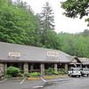 The Village Area - Fontana Village Resort in Smoky Mountains, Fontana Dam, NC