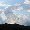 Cloud Formations - Fontana Village Resort in Smoky Mountains, Fontana Dam, NC