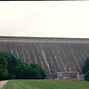 Fontana Dam, NC<br /> 480 feet tall makes it the tallest dam in the eastern states.