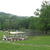 Firepit & Sports Courts - Fontana Village Resort in Smoky Mountains, Fontana Dam, NC
