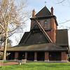 Church on Biltmore Square Near Grand Bohemian Hotel - Asheville, NC  4-9-09