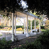 Arbor in Garden Area - Historic Rosedale Plantation - Charlotte, NC  11-27-10