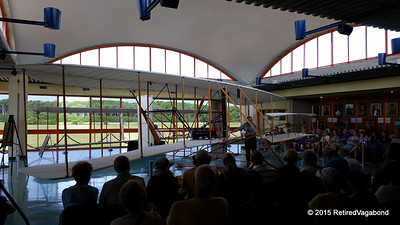Wright Brother Museum at Kitty Hawk