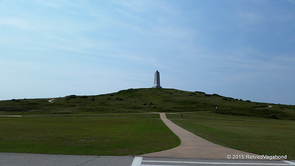 Monument to the Wright Brothers Accomplishment
