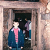 Ben in Reed Gold Mine - Stanfield, NC    3-27-92