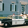 Police Car - Mayberry USA - Andy Griffith's Home Town, Mt. Airy, NC  11-10-03