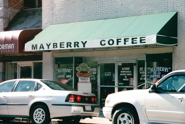 Mt. Airy, NC - Mayberry USA