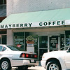 Mayberry Coffee - Mayberry USA - Andy Griffith's Home Town, Mt. Airy, NC  11-10-03