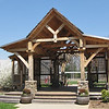 Garden Shelter - NC Arboretum, Asheville, NC  4-9-09