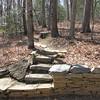 Woodland Trails - NC Arboretum, Asheville, NC  4-9-09