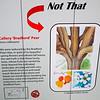 Bradford Pear Trees Have Weak Wood - North Carolina Botanical Garden at Univ. of NC at Chapel Hill<br /> Plant Carolina Silverbell trees instead.  See previous photo.
