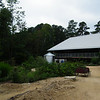 Expanding the Garden - North Carolina Botanical Garden at Univ. of NC at Chapel Hill<br /> The building in the back is the auditorium.