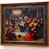 The Pentecost, circa 1530 - North Carolina Museum of Art - Raleigh, NC   8/31/12<br /> Follower of Bernard van Orley, Flemish, circa 1492-1552.  Oil on panel.