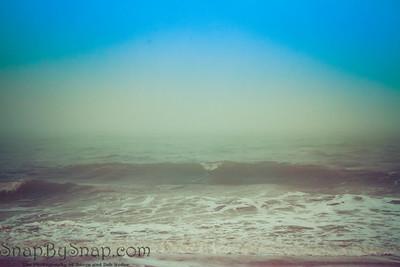 Rough Atlantic Seas