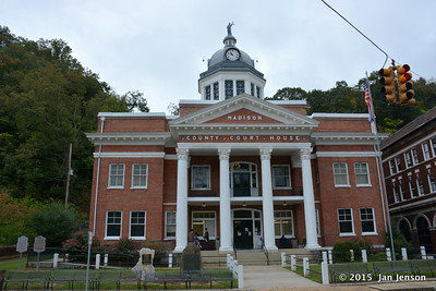 Madison County Courthouse, Marshall, NC