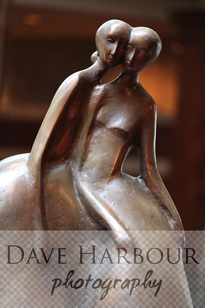Downtown Art, Mariott Hotel, Photo by Dave Harbour