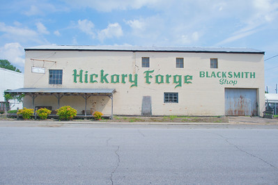 Hickory Farms Blacksmith