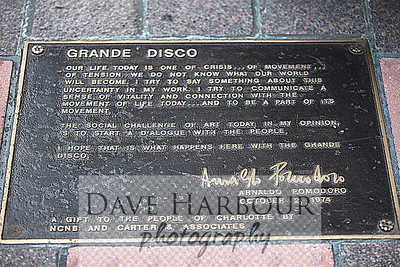 Downtown Art-Grande Disco-Charlotte-NC-Photo by Dave Harbour