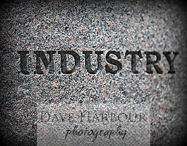 Independence Square-Industry Statue-Charlotte-Photo by Dave Harbour