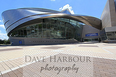 Downtown - NASCAR Hall of Fame, Charlotte, N.C., Photo by Dave Harbour