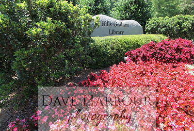 Billy Graham Home and Library stock photos, entryway, horizontal format, Charlotte, N.C., Photo by Dave Harbour