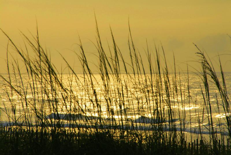 Morning Sun, Writghtsville Beach NC