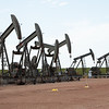 Multiple Oil Wells near Williston, ND