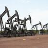Multiple Oil Wells near Williston, ND