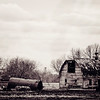 Barn on some back road near Grand Forks, ND.  May 14, 2014