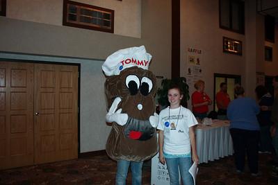 Tommy the...potato?