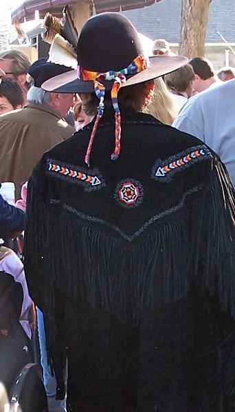 Tilghman Island MD - Native American bead work