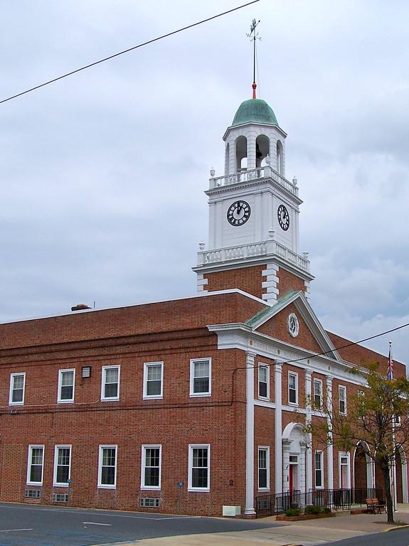 Cambridge MD - Municipal Building