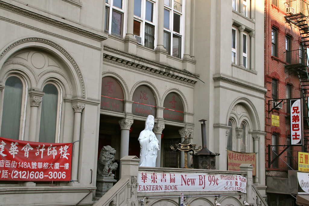 China town - NYC