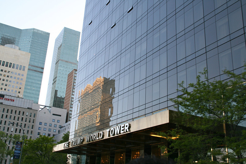 Trump's tower