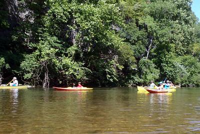 North Fork White River July 2012