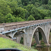 Beautiful bridge at Twin Bridges