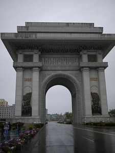 Arc de Triomphe, Pyongyang