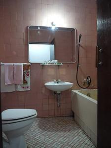 Bathroom in Nampho hotel