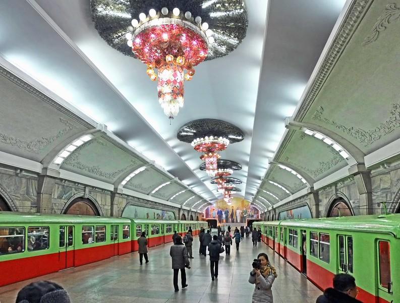 Pyongyang Metro