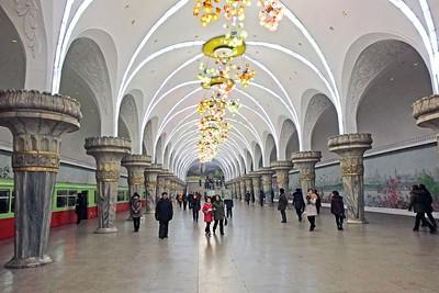 3153 Pyongyang Metro