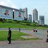 Leaders of North Korea, Pyongyang
