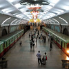 Rebirth Metro Station, Pyongyang, North Korea