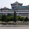 Mansudae Art Theater, Pyongyang, North Korea