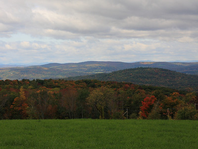 From Blueberry Hill in Hanover, NH toward Killington, VT