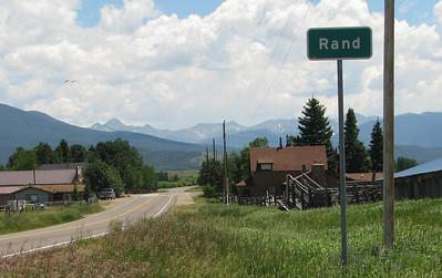 Rand on SH125