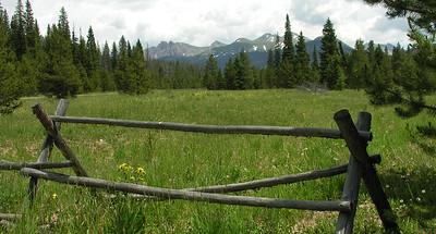 Meadow near Gould